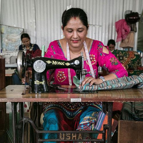 ネパールの女性支援団体 - WSDO