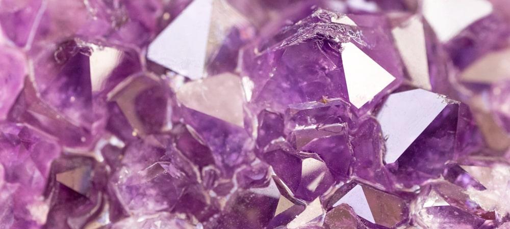 アメジスト(紫水晶)アクセサリー