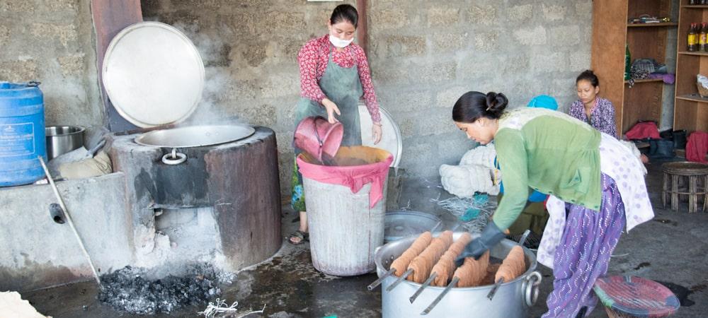 ネパールの女性支援団体-WSDO